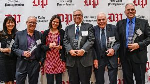 Alumni reunion in Philadelphia toasts 135 years of the DP