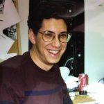 Dan Schwartz 1992 - in the Pink Palace